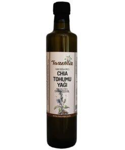 chia tohumu yağı 500ml