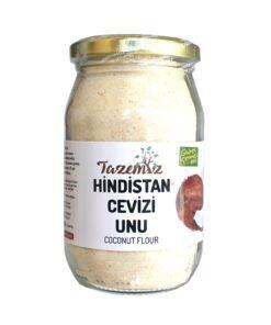 glutensiz hindistan cevizi unu